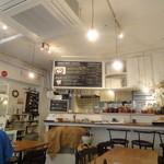 フェテカフェ - 店内の様子
