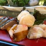 菅生寿司 - 料理写真:お造り