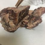 山崎肉店 - 肉厚なんです( ´ ▽ ` )ノ