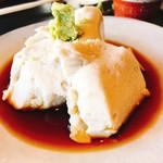 嵐山よしむら - 豆腐もある