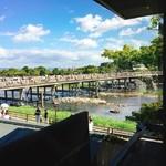 嵐山よしむら - 渡月橋