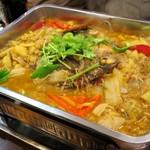 姜太公 - 激辛鯛魚鍋