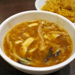 姜太公 - 酸辣湯