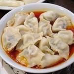 姜太公 - 紅油水餃子