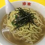 珍來 - (料理)お茶漬けらーめん②