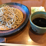 萌へ井 - 料理写真:萌へ井そば、大盛