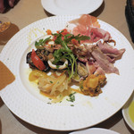 バーチョ ディ ジュリエッタ - 前菜7種盛り合せ