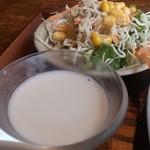 タイ料理バル タイ象 - ・サクーとサラダ