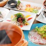 SEA HOUSE - 料理の種類が豊富にそろっております。