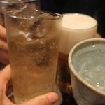 鳥みつ - 乾杯!