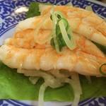 無添くら寿司 - シャリ野菜
