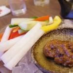 Churachura - 有機野菜のもろみ味噌ディップ~ちゅらちゅらオリジナルもろみ味噌で~