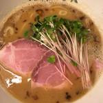 麺や 鳥の鶏次 - 鶏そば(´∀`*)醤油