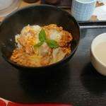72587294 - 親子丼‼️塩じゃない方!