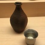 銀座 鮨青木 - 白鷹 超特選 純米吟醸
