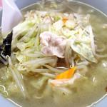 五十番 - 料理写真:タンメン630円!