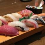 南島食楽園 - 寿司