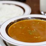 SILVER SPOON - 料理写真:ネパールカレー(6辛)