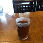 角清 - 冷たい麦茶。 美味し。