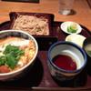 そば縁肆 さか本 - 料理写真:かつ丼膳 980円(税別)