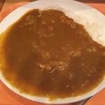 手作りカレーの店 みやざわ - カレーライス650円