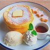 3 STARS PANCAKE - 料理写真:三ツ星パンケーキ