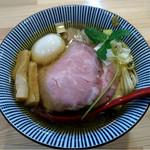 くろ松 - 松 白醤油  900円