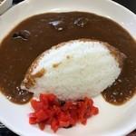 お食事処 藍菜亭 - 料理写真:ビーフカレー