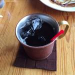 フォレストコーヒー - アイスコーヒー。