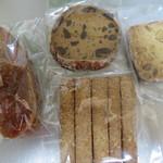 粉ひきの ゴーシュ - 焼き菓子4種類