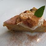 風光舎 - バナナと胡桃のケーキ