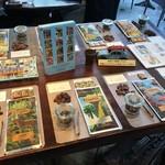 シャポン - チョコレートの試食コーナー