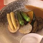鉄板Diner JAKEN - 野菜いろいろ焼き