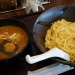 CoCo壱番屋 - 料理写真:カレーつけ麺
