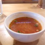 72602373 - トマトベースのスープ