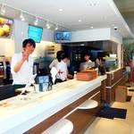 SEKAI CAFE Oshiage - カウンター