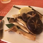 鉄板Diner JAKEN - きのこいろいろ焼き