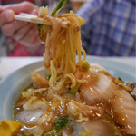 大弘軒 - 正義の麺上げ