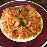 ソシアル - 料理写真:ナポリタン