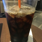 サンマルクカフェ - アイスコーヒーM(¥280)