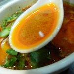 XI'AN - マーラー麺のスープ