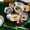 昇龍荘 - 料理写真:竹かご御膳  ¥1650