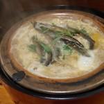 大衆割烹 三州屋 - 丸煮柳川700円