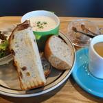 パンとエスプレッソと - スープセット