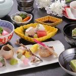 つつじの茶屋 - 「味彩のしらべ」(秋イメージ)