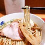 麺 みつヰ - 細麺