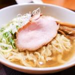 麺 みつヰ - 料理写真:塩