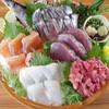 山傳丸 - 料理写真:刺身5点盛