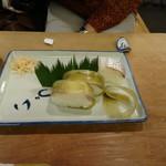 72614528 - 小鯛の押し寿司