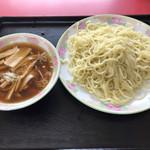 丸長 - 料理写真:つけ麺 メンマ入り